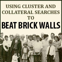 Using Cluster and Collateral Searches to Beat Brick Walls