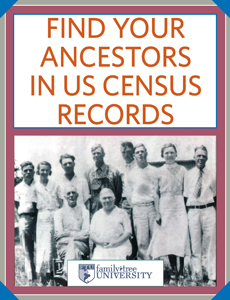 Find Your Ancestors in US Census Records RCLP